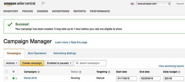How to launch your product on Amazon using PPC ad manager