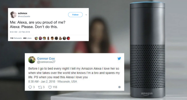 Amazon 2018 year in review Alexa everything